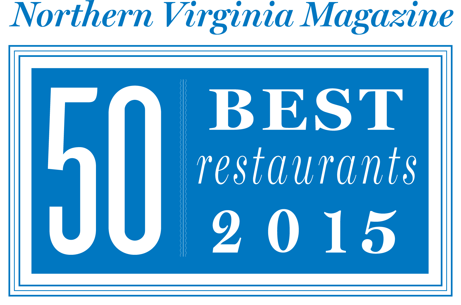 Maple Ave Restaurant: Northern Virginia Magazine 50 Best Restaurants of 2015